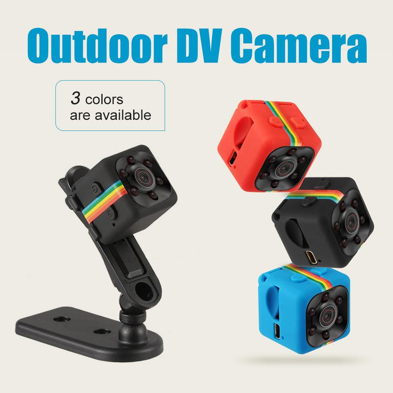 HD 1080P outdoor DV camera