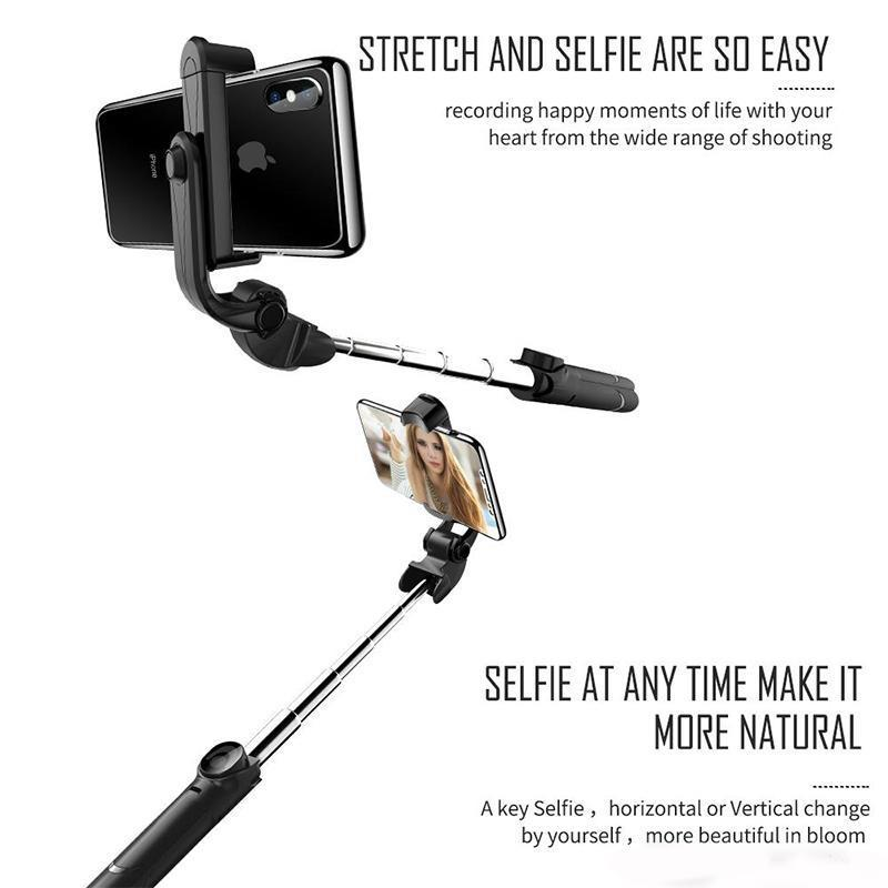 Homiepie ™ 3 in 1 Wireless Bluetooth Selfie Stick