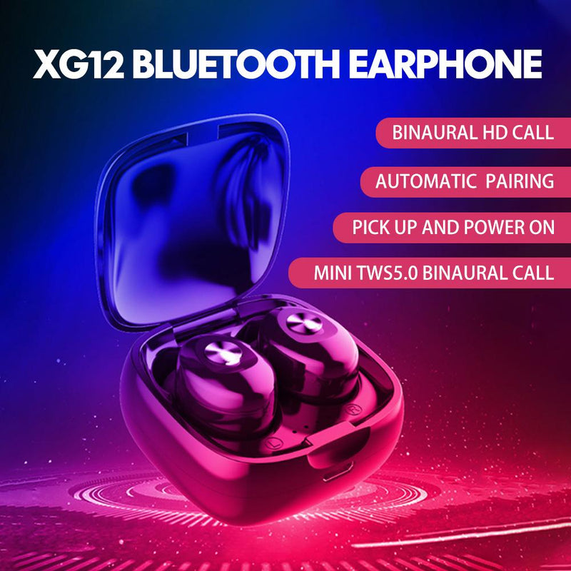 Homiepie™ XG12 Bluetooth Earphone