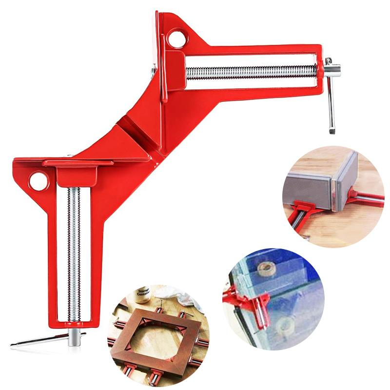 90 Degree Right Angle Fixed Clamp