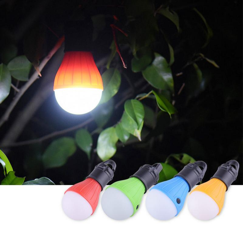 Homiepie™ Outdoor Compact LED Camping Light