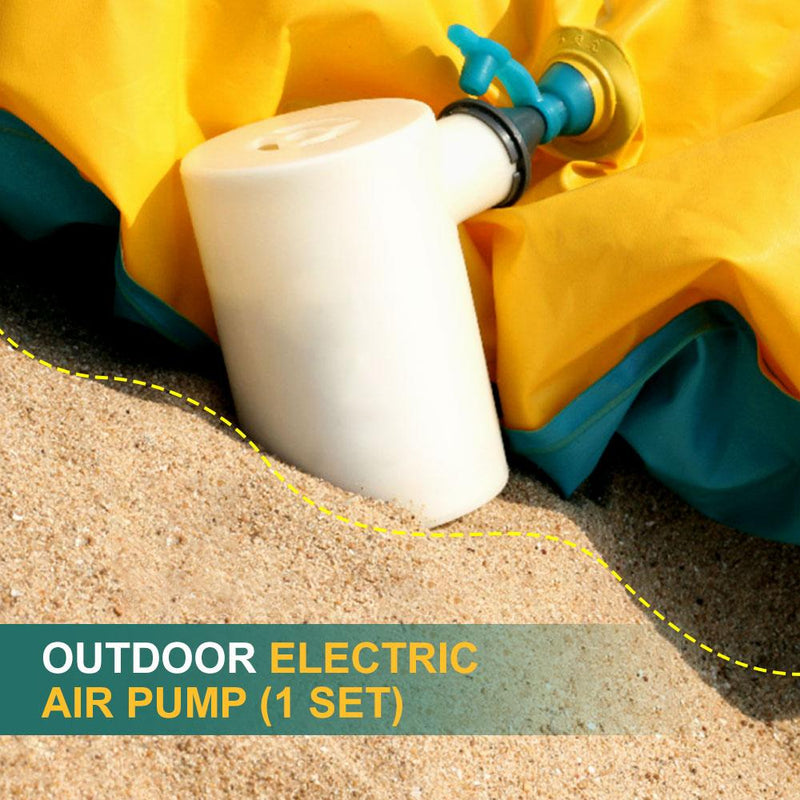 Outdoor Electric Air Pump (1 set)