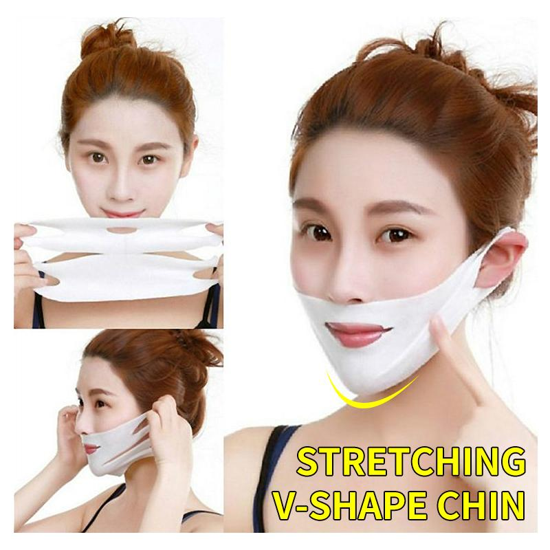 Miracle V-Shaped Slimming Mask (1 Piece/Set)