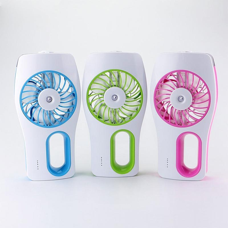 Homiepie™ Mini Handheld Water Spray Fan