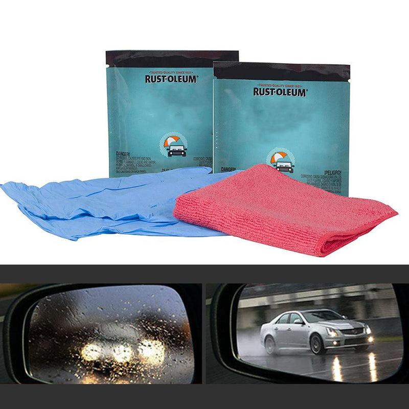 Home Easy Clean Car Glass Treatment