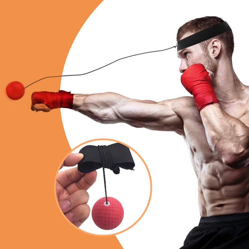 Boxing Fight Ball for Improving Reaction Speed