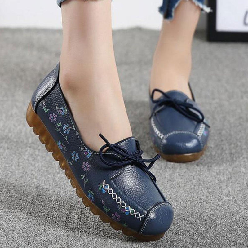 Women's Sweet Flat Lace Casual Shoes