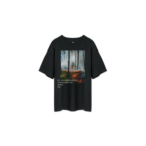 FIREWATCH T-SHIRT BLACK - A3B