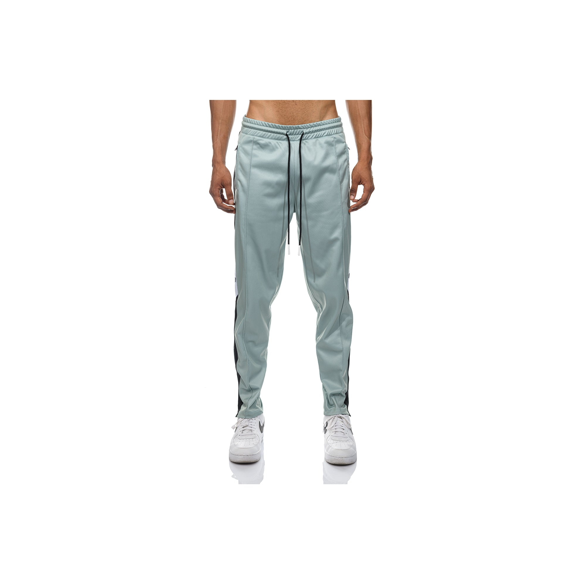 A3B ESSENTIAL TRACKPANTS MINT - A3B