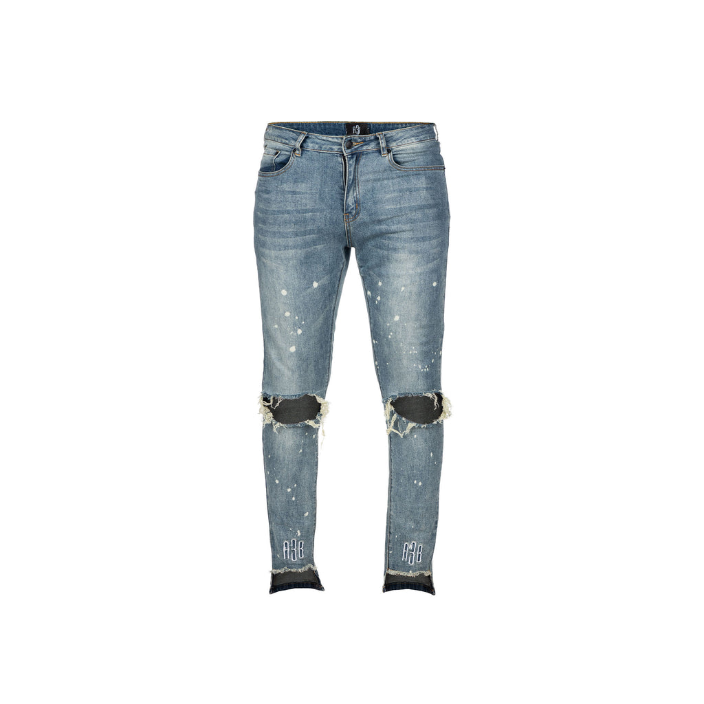 DESTROYED DENIM - VINTAGE - A3B