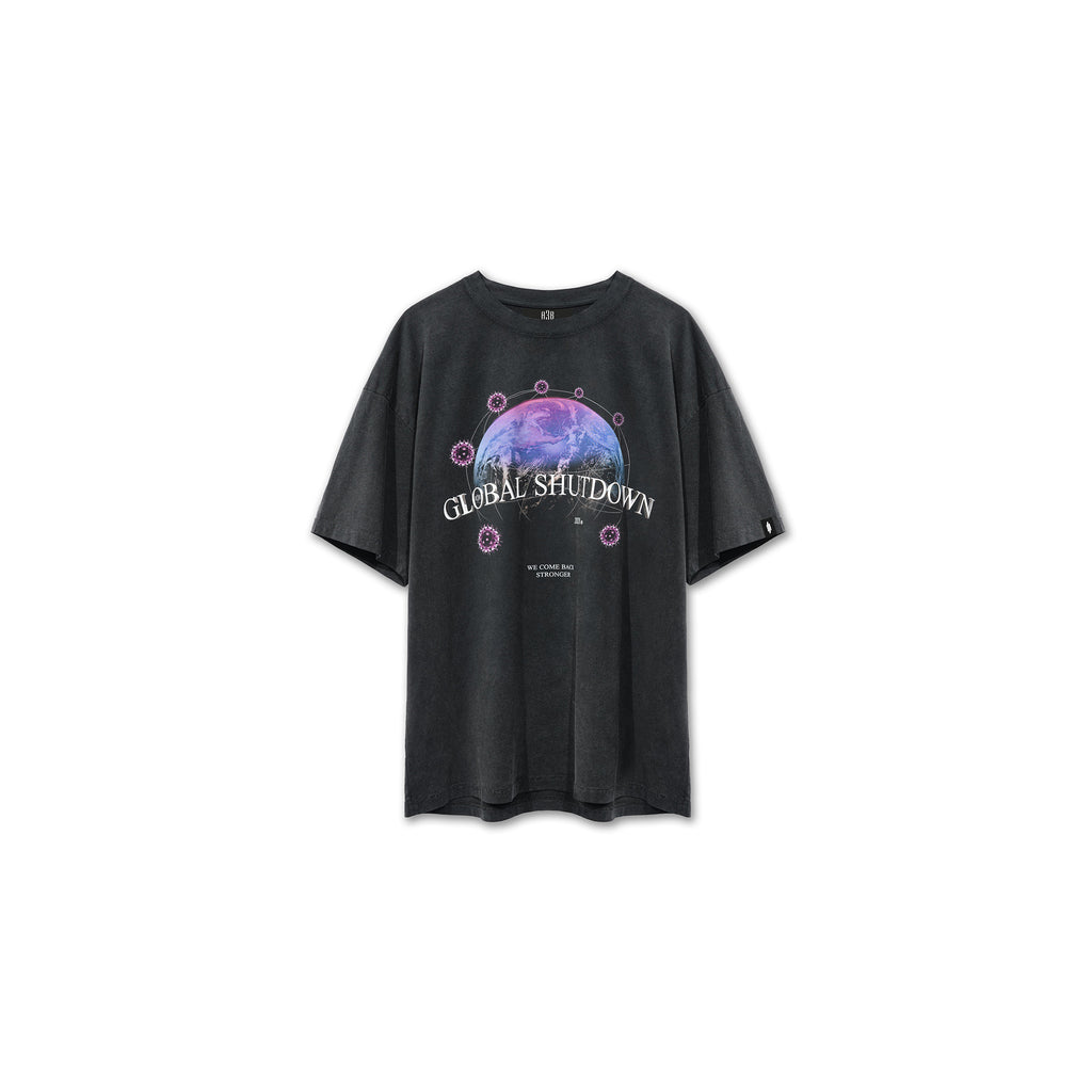 GLOBAL SHUTDOWN - SHIRT - A3B