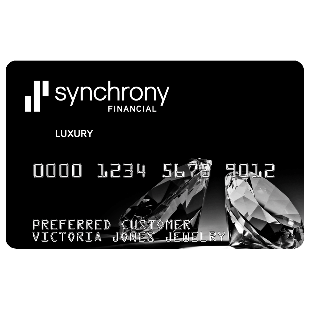 Victoria Jones Jewelry Financing Synchrony Luxury Credit Card