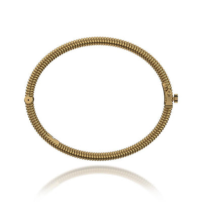 Stackable Gold Bracelet