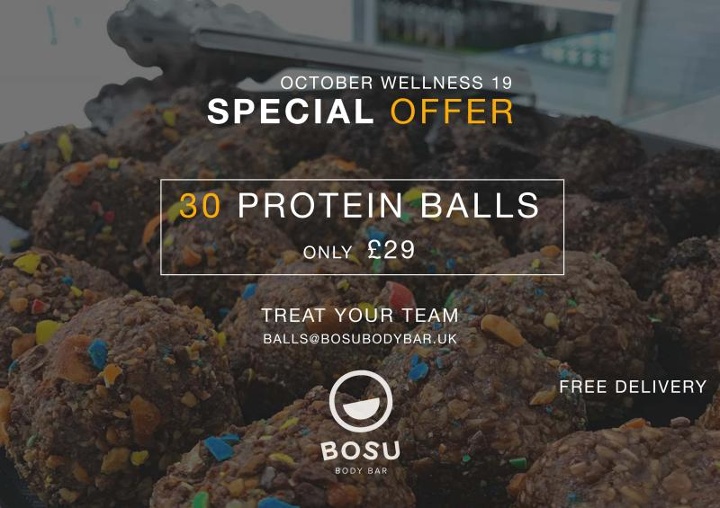 Protein Ball Selection Box