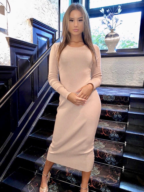 Mulberry Avenue Ribbed Dress