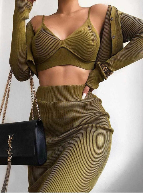 Business Date 3 piece set