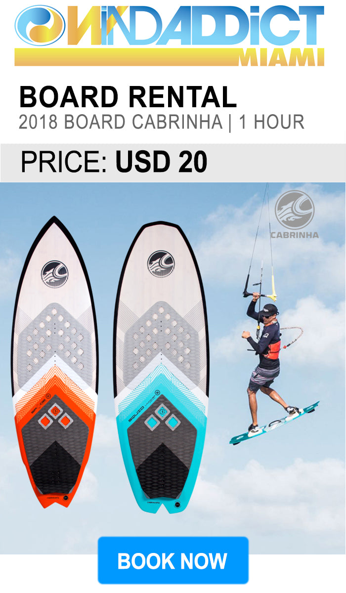 kite board rental miami