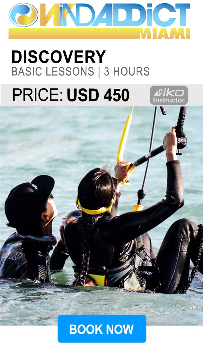 kite surf classes in miami