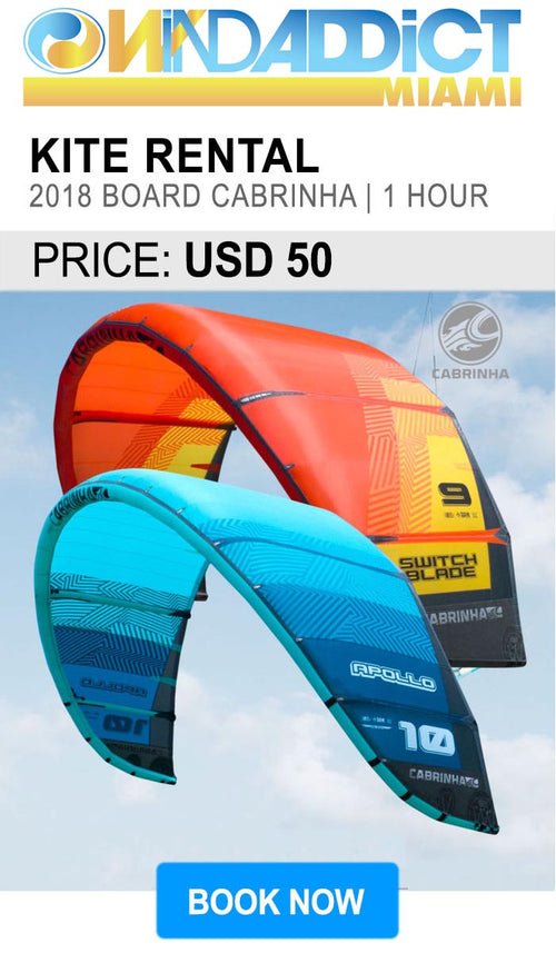 kite rental in miami