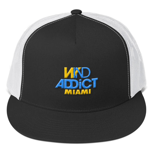 Wind Addict Trucker Cap
