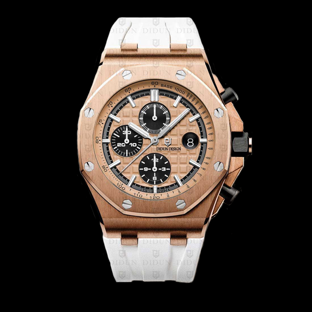Didun Design Royal One Offshore - Rose Gold White