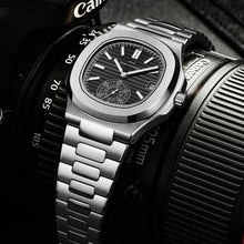 Load image into Gallery viewer, Didun Design Nautilus Chronograph