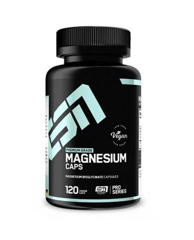 ESN Magnesium Caps, 120 Kapseln Dose - Fitness Line