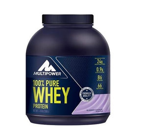 Multipower 100% Pure Whey, 2000 g Dose - Fitness Line