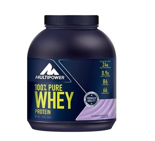 Multipower 100% Pure Whey, 2000 g Dose