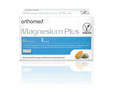Orthomed fit Magnesium Kapsel, 30-60 Tagesportionen
