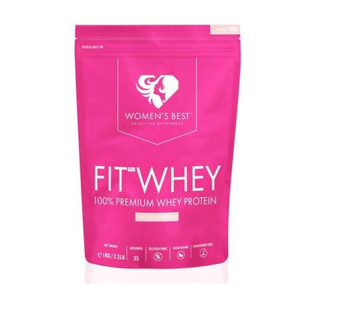 Womens Best Fit Whey Protein, 1000 g Beutel - Fitness Line
