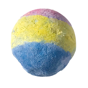 Pansexual pride handmade, natural bath products scented with essential oil blends.