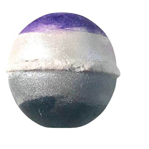 Asexual pride handmade, natural bath products scented with essential oil blends.