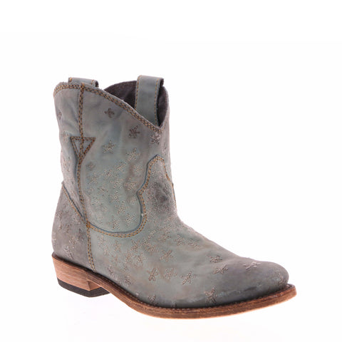 BOTA FASHION GRIS AMLB-000100