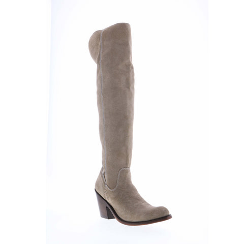 BOTA FASHION GRIS AMLB-000258