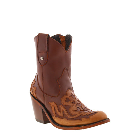 BOTA FASHION TABACO MBF005