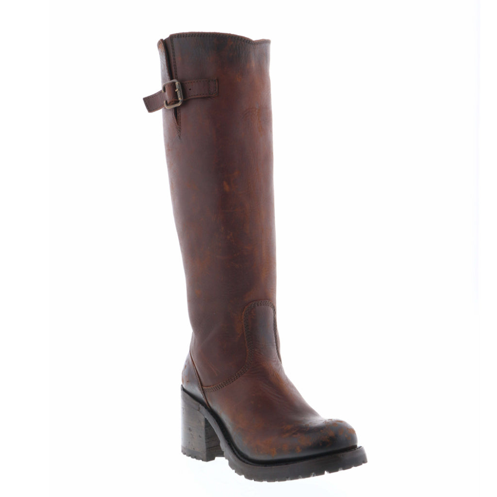 BOTA FASHION TABACO AMLB-000044