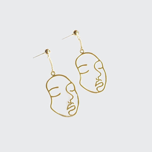 Philomène Earrings