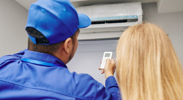 Air Conditioning Parts Replacement