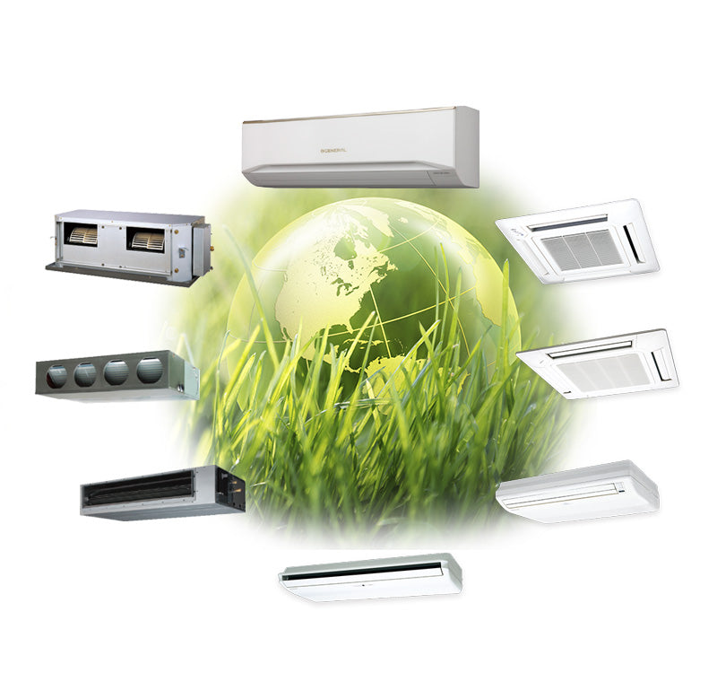 O General Air Conditioners Dealer & Supplier in U A E | Call