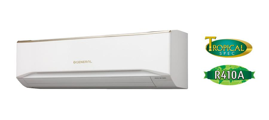 O General Wall Mounted Split AC 2.5 Ton (30000 BTU) - General Air Conditioners
