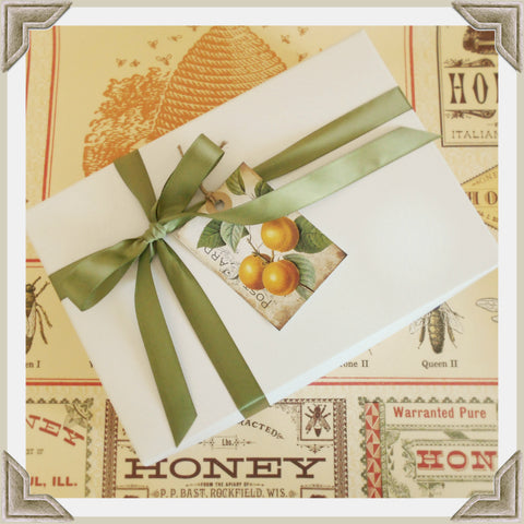 Lemon & Honey Gift Box