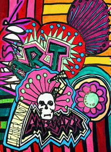 Art Graffiti Page
