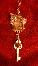 Steampunk Lady Necklace