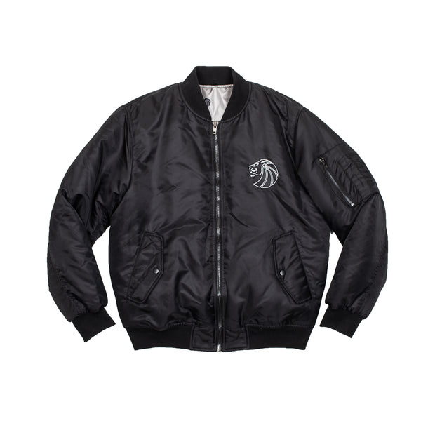 Puff Bomber Jacket