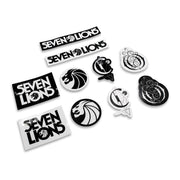 Seven Lions Sticker Pack