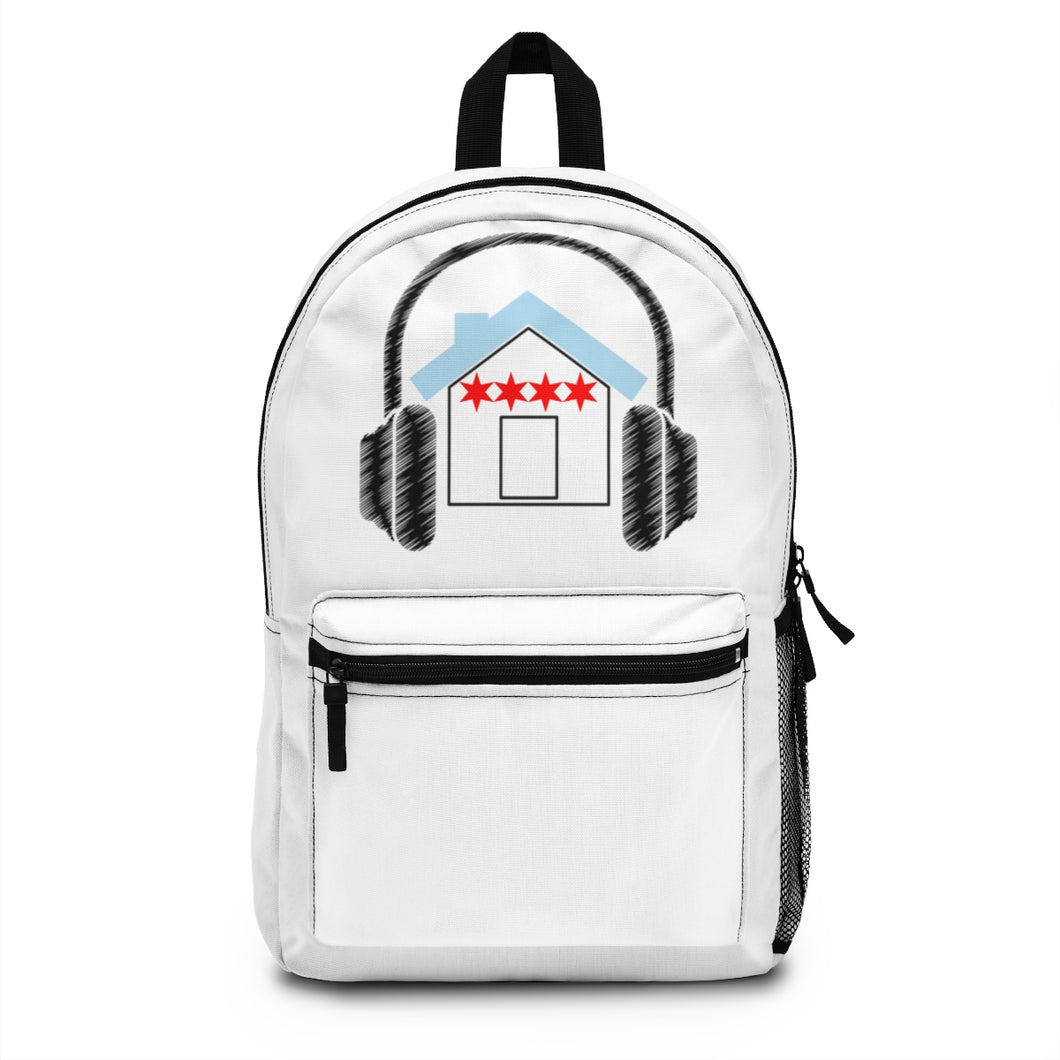 Chicago House Music Backpack