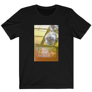 Disco Bar Shirt Black