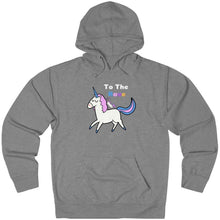 To The Rave Hoodie Grey
