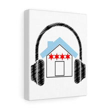 Chicago House Music Wall Canvas